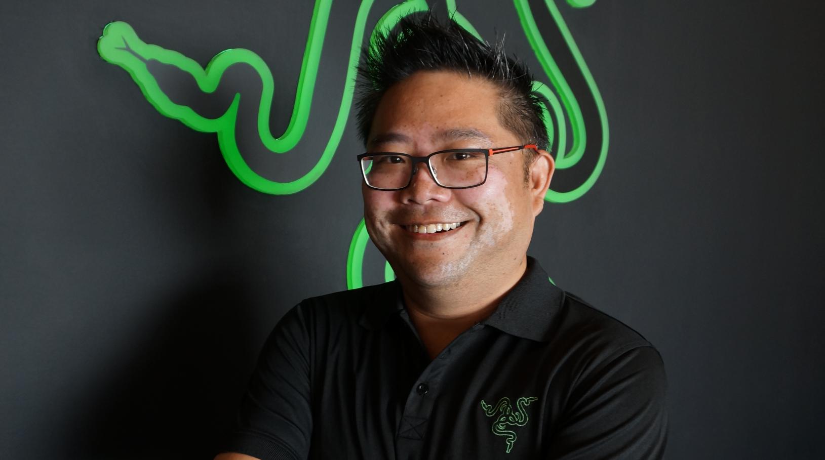 Razer Fintech's CEO Lee Li Meng