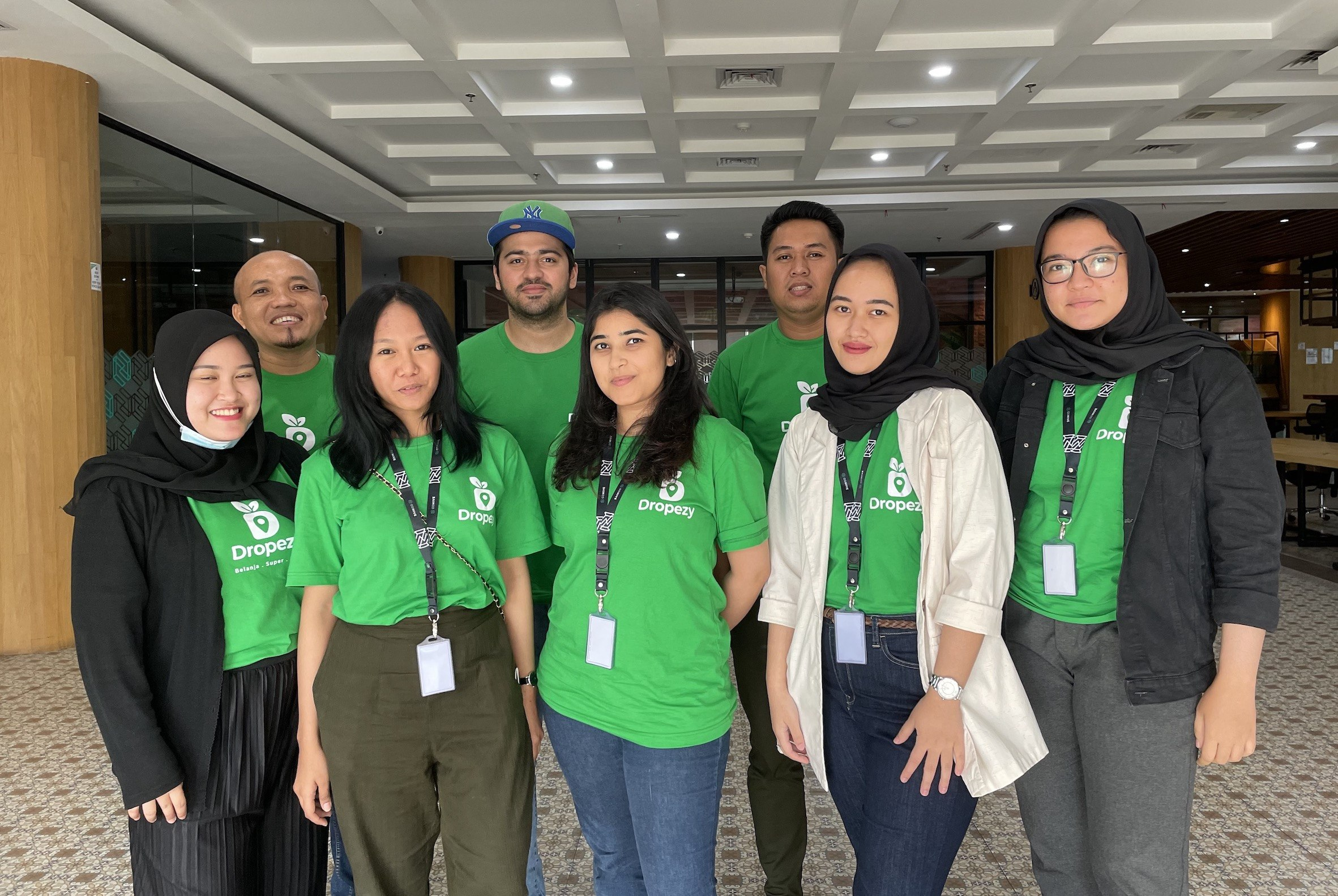 Coffee chain Kopi Kenangan's fund joins round of e-grocery startup Dropezy