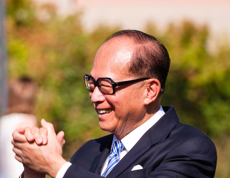 Hong Kong tycoon Li Ka-shing's firm to focus on funding SEA's tech startups